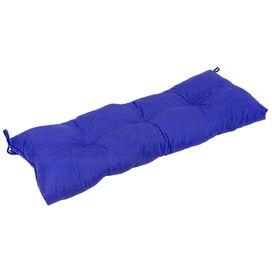 Olson Patio Bench Cushion in Marine Blue