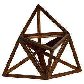 Devina Tetrahedron Decor