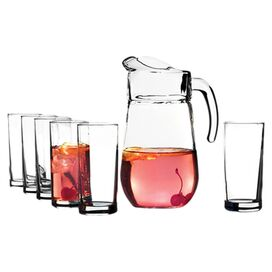 7-Piece Samantha Beverage Set