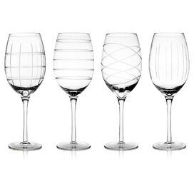 Medallion Wine Glass (Set of 4)