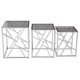 Tara 3 Piece Nesting Table Set