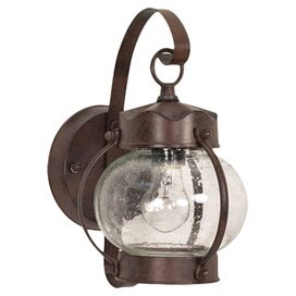 Dylan Outdoor Wall Lantern in Old Bronze