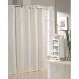 Livingston Jacquard Shower Curtain