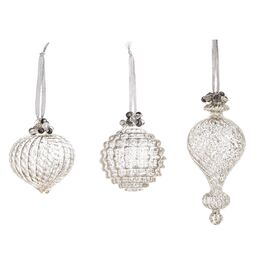 3-Piece Meredith Ornament Set