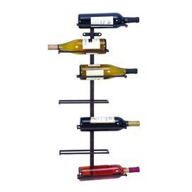 Danforth Wall Mount Wine Rack