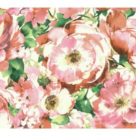 Rosa Removable Wallpaper