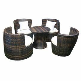 5-Piece Aubrey Patio Seating Group