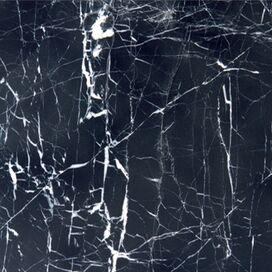 Marble Field Tile in Black