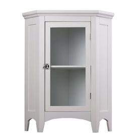 "Madison Avenue 24.75"" x 32"" Corner Free Standing Cabinet"