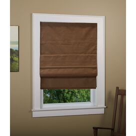 Huntington Linen Blackout Roman Shade