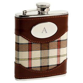 Personalized Donegal Flask