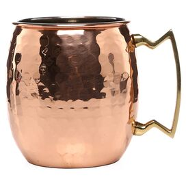Old Dutch Hammered Copper Moscow Mule Mug I (Set of 4)