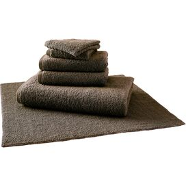 Egyptian Cotton Bath Linen Set in Driftwood