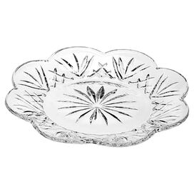 Dublin Crystal Flower Coaster (Set of 4)