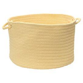 Estella Basket in Yellow