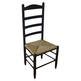Carolina Side Chair in Black