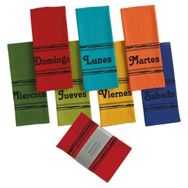 Semana Kitchen Towel (Set of 7)