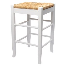Lockhart Counter Stool in White