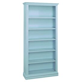 Sorya Bookcase in French Blue