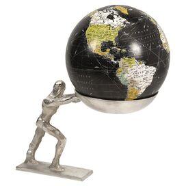 Sisyphus Globe Decor