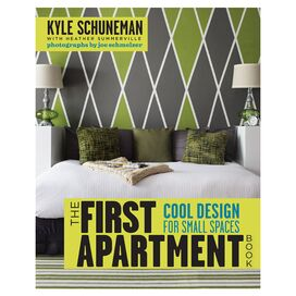 The First Apartment Book, Kyle Schuneman