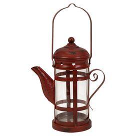 Teapot Candle Lantern