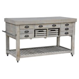 Avery Kitchen Island