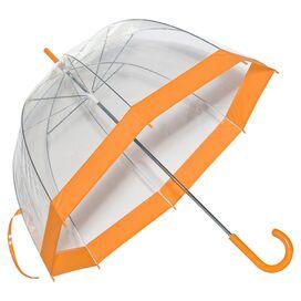 Catriona Bubble Umbrella in Orange