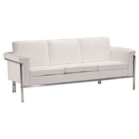 Gloria Sofa in White