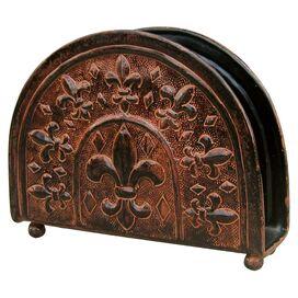 Old Dutch Versailles Napkin Holder