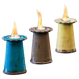 Leah Firepot (Set of 3)