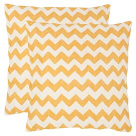 Newport Pillow in Mustard (Set of 2)