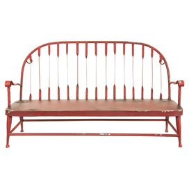 Hattie Bench Wall Decor