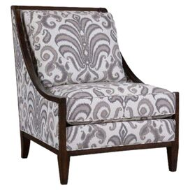 Danica Velvet Accent Chair