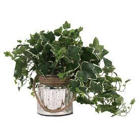 Faux Ivy Arrangement