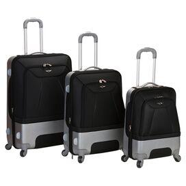 3-Piece Valencia Rolling Luggage Set