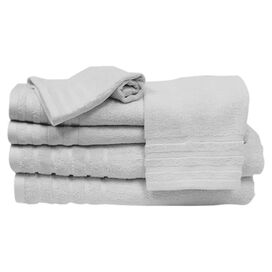 6-Piece Saratoga Bamboo Towel Set