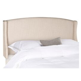 Austine Upholstered Headboard in Beige