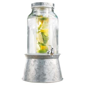 Hampton 1.5-Gallon Beverage Dispenser
