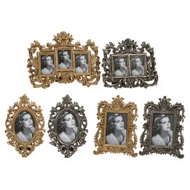 6-Piece Kelly Picture Frame Set