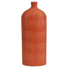 Imogen Vase in Orange