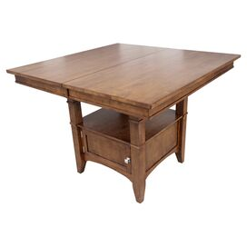 Loretta Rectangular Convertible Dining Table