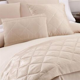 3-Piece Hara Bed Scarf Set in Ivory