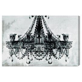 Dramatic Entrance Canvas Print, Oliver Gal