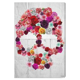 Bed Of Roses Canvas Print, Oliver Gal