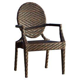 Adriana Patio Arm Chair (Set of 2)