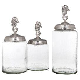 3-Piece Kaligari Jar Set