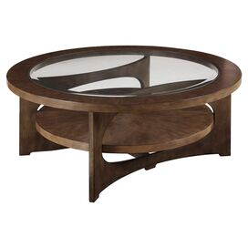 Alvis Round Coffee Table