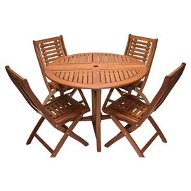 5-Piece Esther Patio Dining Set