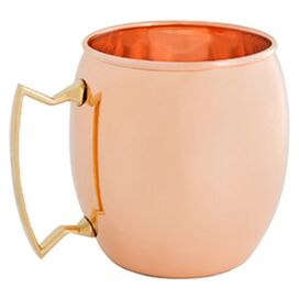 Old Dutch Jefferson Moscow Mule Copper Mug (Set of 4)